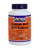 NOW Foods EcoGreen Multivitamin