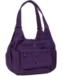 Lug Romper Shoulder Bag Concord Purple