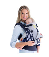 Lillebaby Complete All Seasons Baby Carrier Birds of a Feather