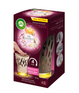 Air Wick Air Freshener Touch & Glow Flameless Candle Sweet Lavender Days
