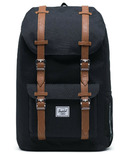Herschel Supply Herschel Little America Backpack Youth Black & Saddle Brown