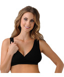 Belly Bandit B.D.A Bra Black