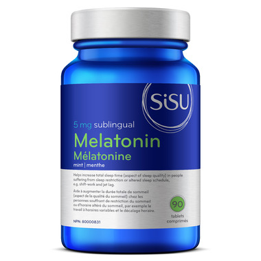 SISU Melatonin 5mg