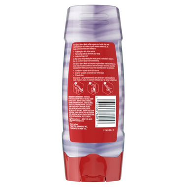 Old Spice Hydro Wash Body Wash Smoother Swagger