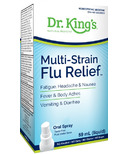 Dr. King's Multi Strain Flu Relief Spray