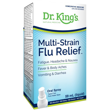 Dr. King\'s Multi Strain Flu Relief Spray
