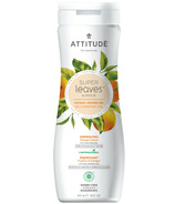 ATTITUDE Super Leaves Natural Shower Gel Energizing