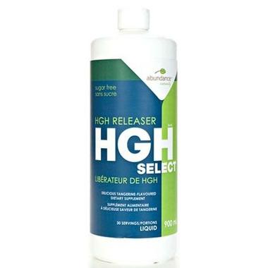 Abundance Naturally HGH Select Liquid