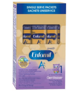 Enfamil A+ Gentlease Infant Formula Powder DHA-Plus Single Serve Packets