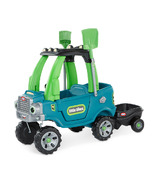 Little Tikes Go Green Cozy Truck with Trailer