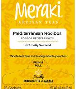 Meraki Artisan Teas Mediterranean Rooibos
