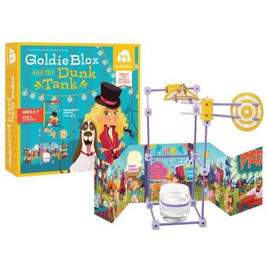 GoldieBlox Dunk Tank