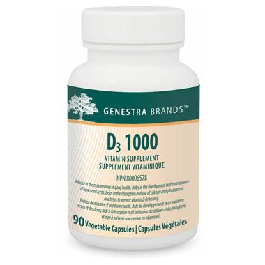 Genestra D3 1000