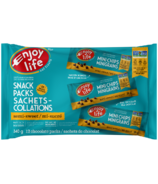 Enjoy Life Semi Sweet Mini Chips Snack Packs