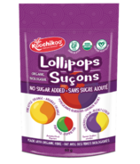 Koochikoo Organic Sugar Free Lollipops