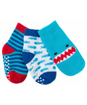 ZOOCCHINI Buddy Baby Sock Set Sherman Shark