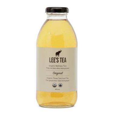 Lee\'s Tea Iced Tea Original Three Tulsi