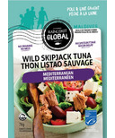 Raincoast Global Wild Skipjack Tuna Pouch Mediterranean