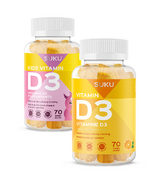 Suku Vitamin D for the Family Bundle