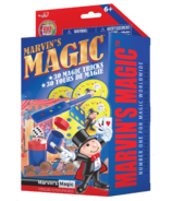Marvin's Magic 30 Magic Tricks X-Ray Vision Edition Red