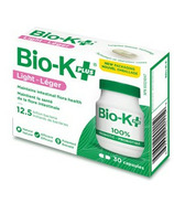 Bio-K+ Probiotic Capsules 12.5 Billion
