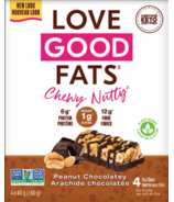 Love Good Fats Chewy Nutty à saveur cacahuète chocolat