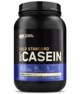 Optimum Nutrition Gold Standard 100% Casein Creamy Vanilla