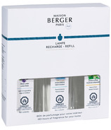 Maison Berger Lamp Refill Trio Pack Fresh