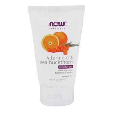 NOW Solutions Vitamin C & Sea Buckthorn Moisturizer