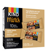 KIND Mini Bars Caramel Almond & Sea Salt