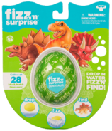 fizz N surprise Dinosaur