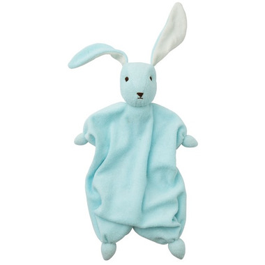 PEPPA Tino Organic Bonding Doll in Baby Blue
