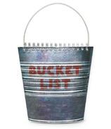 Kikkerland Bucket List Notepad