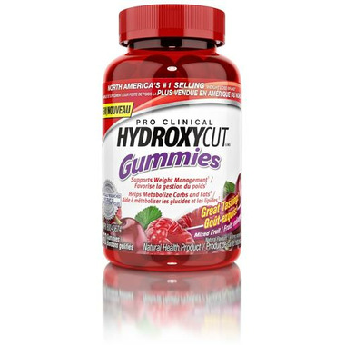 Pro Clinical Hydroxycut Gummies