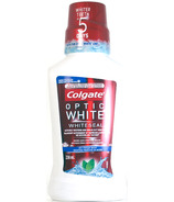 Colgate Optic White Sparkling Fresh Mint Mouthwash