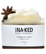 Buck Naked Soap Company Vanilla Chai Soap