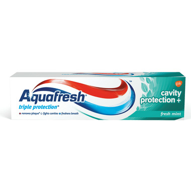 Aquafresh Cavity Protection Fresh Mint Toothpaste