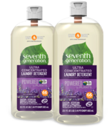 Seventh Generation Easy Dose Laundry Detergent Concentrated Lavender