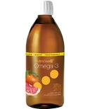 NutraSea+D Omega-3 Grapefruit Tangerine