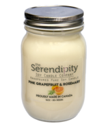 Serendipity Candles Pink Grapefruit & Rosemary