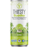Thirsty Buddha Sparkling Coconut Water Lime