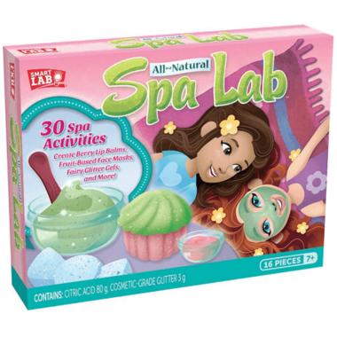 SmartLab All Natural Spa Lab