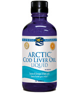 Nordic Naturals Arctic Cod Liver Oil Orange Flavour