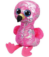 Ty Flippables Pinky the Sequin Flamingo Large