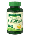 Nature's Truth High Potency Complete B-Complex Plus Vitamin C