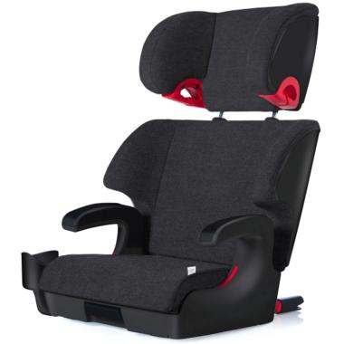 Clek Oobr Full Back Booster Seat Mammoth Wool