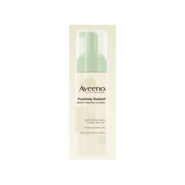 Aveeno Positively Radiant Make Up Removing Cleanser
