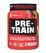 NUTRAPHASE Clean Pre-Train Island Punch