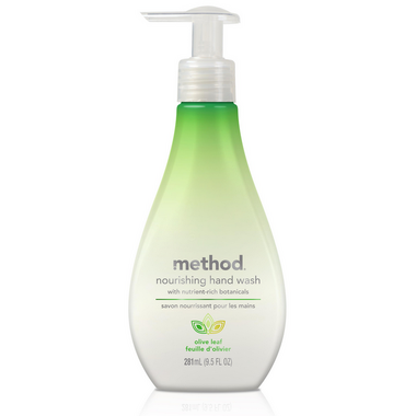 Method Nourishing Hand Wash Olive Leaf