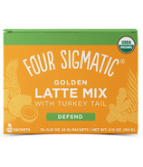 Four Sigmatic Defend Golden Latte with Turkey Tail